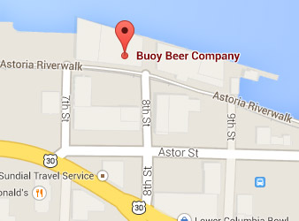 Buoy Beer Map
